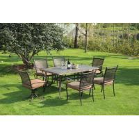 Buy cheap outdoor garden furniture cast aluminum set-16102 from wholesalers