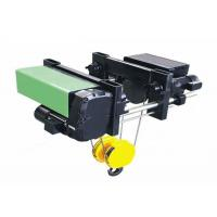 Buy cheap Low Headroom Europe Three Phase 5 Ton Electric Wire Rope Hoist from wholesalers