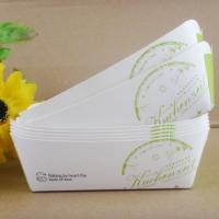 Buy cheap Foldble Paper Box Packaging , Paper Box For Hot Dog And Snack Packaging product