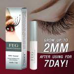 Buy cheap eyelash growth enhancer  herbal FEG eyelash growth liquid from wholesalers