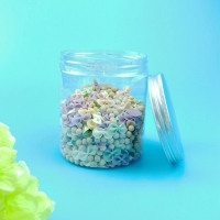 Buy cheap 700ml Wide Opening Plastic Food Jars For Dry Food Peanuts Powder from wholesalers