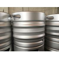 Buy cheap stainless steel 304 beer barrel keg stackable 30L , with pickling and passivation for brewery from wholesalers