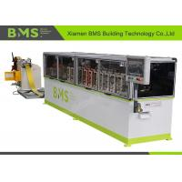 Buy cheap C / U Light Gauge Steel Framing Cold Roll Forming Machine With Frame CAD Style from wholesalers