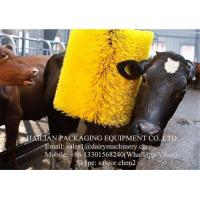 Buy cheap Electric Motor Dairy Cow Scratching Brush For Animal Massagger , Cleaning from wholesalers