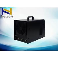 China 5g/Hr Black Food Ozone Generator Oxygen Source For Washing Vegetables And Food on sale