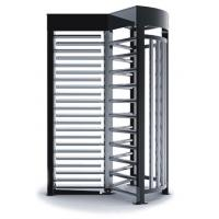 High Security Smart / Mechanical full height turnstile with RFID ID / IC cards control Manufactures