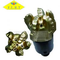 Buy cheap 9 1/2 FM16053TU PDC Drill Bits 16mm Main Cutter Size For Gas Well Drilling from wholesalers