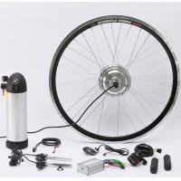 Buy cheap Road and Mountain use Electric Bicycle refitting brushless and gearless motor conversion Kit from wholesalers