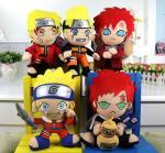 Buy cheap Naruto Uzumaki Naruto plush toys doll dolls cartoon doll children gift ideas Tanabata from wholesalers