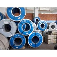 Buy cheap Austenitic 321 Stainless Steel Coils High Strength for Gas Pipe from wholesalers