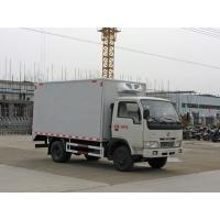 Buy cheap 3m length Dongfeng 4*2 small refrigerated truck (CLW5050XLC3) from wholesalers
