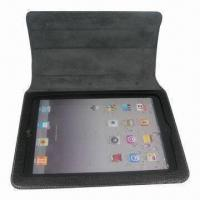 Wholesale Leather Case, Suitable for iPad, Customized Designs Accepted, Made of PU/PVC from china suppliers