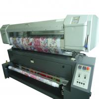 Buy cheap 1.6M Digital Large Format Fabric Plotter For Banner Flag Printing from wholesalers