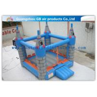 Buy cheap Attractive Small Toddler Inflatable Bouncer / Bouncy Castle House For Rentals from wholesalers