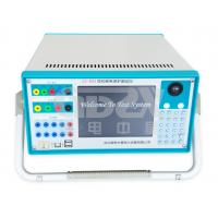 Buy cheap ZX-802 Microcomputer Three phase industrial control type Relay Protection Tester from wholesalers