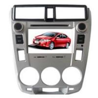 Buy cheap Touch Screen 2 DIN 7 Car Media Player for Honda City (TS7973) from wholesalers
