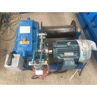 Buy cheap Portable 3 Ton Industrial Electric Winch , Mini Lightweight Electric Winch from wholesalers