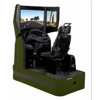 Buy cheap Computer driving simulator / driving simulation , driving lesson simulator from wholesalers