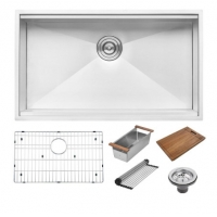 Buy cheap Good Quality  Undermount Single Bowl Kitchen Sink Buy Stainless Steel Kitchen Sink from wholesalers