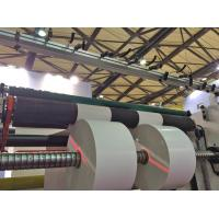High Speed 1600mm Adhesive Sticker Paper Slitter Rewinder Machine