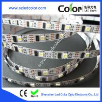 white color controllable change dimming strip ws2801