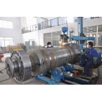 Weld Piston Rod Convenient  Welding Rotate Combined Welding Manipulator  SAW Manufactures