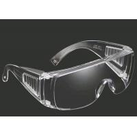 Buy cheap Laboratory Tattoo Accessories  Clear Safety Goggles Impact Resistant Polycarbonate Lens from wholesalers