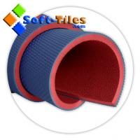 Buy cheap Fashion Non Slip 2 Layers TPE Yoga Foam Mat 1830*610*6mm from wholesalers