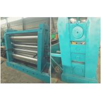 Buy cheap Four Rollers Metal Flattening Machine With 500 Mm Roller And 200 Mm Roller from wholesalers