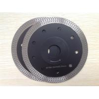 Buy cheap New designed!Special shaped diamond turbo cutting blade for ceramics/stone from wholesalers