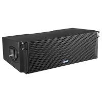 Buy cheap 2*12 inch por passive three way line array speaker system LAV12 from wholesalers
