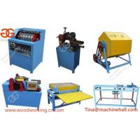 Wholesale commerical  wooden toothpick making machine /bamboo toothpick maker making machine high effiency from china suppliers