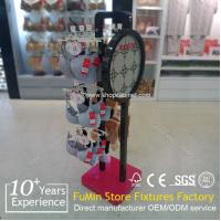 Buy cheap China high quality display rack for clothes,clothes shop shelves from wholesalers