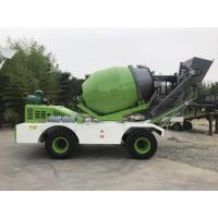 Buy cheap 1.0 M3 Concrete Construction Equipment With Yuchai Engine And 5.2 Tons Weight from wholesalers