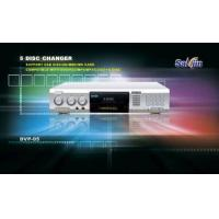 Buy cheap Professional Karaoke Player with 5-disc DVD Changer from wholesalers