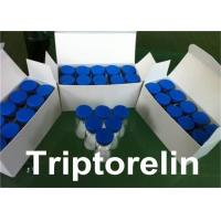 Buy cheap Human Growth Hormone Weight Loss Steroids Triptorelin 2mg/vial 57773-63-4 from wholesalers