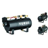 Buy cheap 12 Volt Fancy 2 In 1 Small Air Compressor Tank , 1 Gallon Air Tank from wholesalers