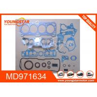 Buy cheap Steel Cylinder Head Gasket Set MD971634 MD971326 MD189978 For Mitsubishi Forklift 4G64 4G63-8V from wholesalers