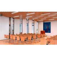 Buy cheap Modern Classroom Decorative Operable Folding Partition Walls 15000mm Height from wholesalers