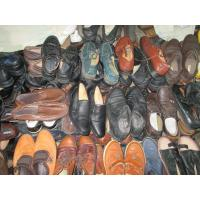 Buy cheap Leather shoes/Used shoes on sale    Top grade quality ,no torn , no spoil , no dirty from wholesalers
