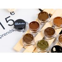 Buy cheap Professional Custom Semi-Permanent Makeup Pigment For Eyebrow / Tattoo from wholesalers