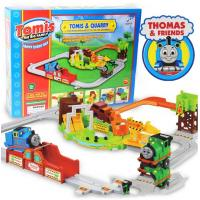 China Thomas electric train track train suit quarry on the 1st electric toys for children on sale