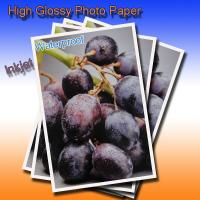 Buy cheap 90gsm high glossy photo paper from wholesalers