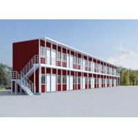 Modern Modular Modified Shipping Container Home Galvanized Steel Structure Sandwich Panel Manufactures