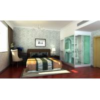Buy cheap Prefabricated  bathroom pods for hotel motel farmstay and camping from wholesalers