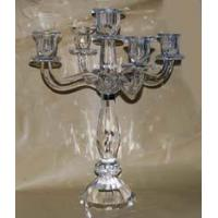 Buy cheap Crystal Candle Holder (Cs08018) from wholesalers