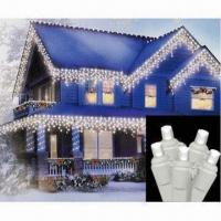 Buy cheap Twinkling LED Icicle Lights, Ideal for Christmas/Holiday/Garden Decorations, UL/CUL/CE Approved from wholesalers