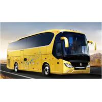 Buy cheap 51 Seat Used Luxury Bus 10m3 Luggage Space Safe With 2 Emergency Exit from wholesalers