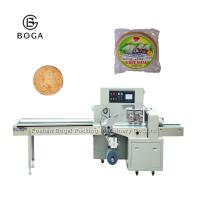Buy cheap Horizontal High Speed Flow Wrapper Vietnam Pancakes Rolls Packing 220V from wholesalers