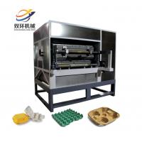 China Automatic rotary paper recycling egg tray molding machine made in China on sale